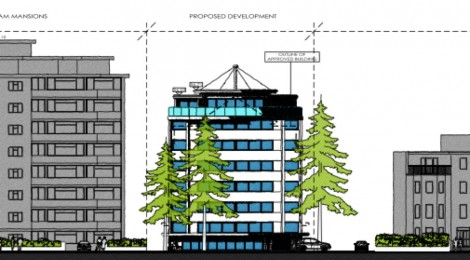 Bath Road Bournemouth New Plans For Student Accommodation