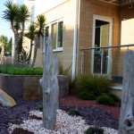 Landscaping at Ocean Breeze