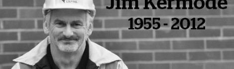 Jim Kermode: 1955 - 2012