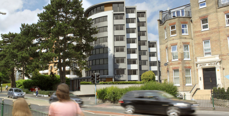 Student Accommodation - Bath Road, Bournemouth